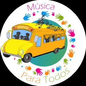 Logo Musica para Todos