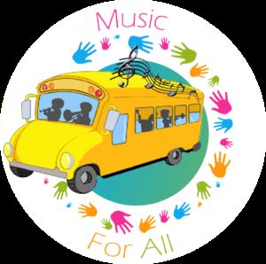 Logo Music For All