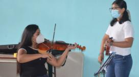 Tutoras de violin